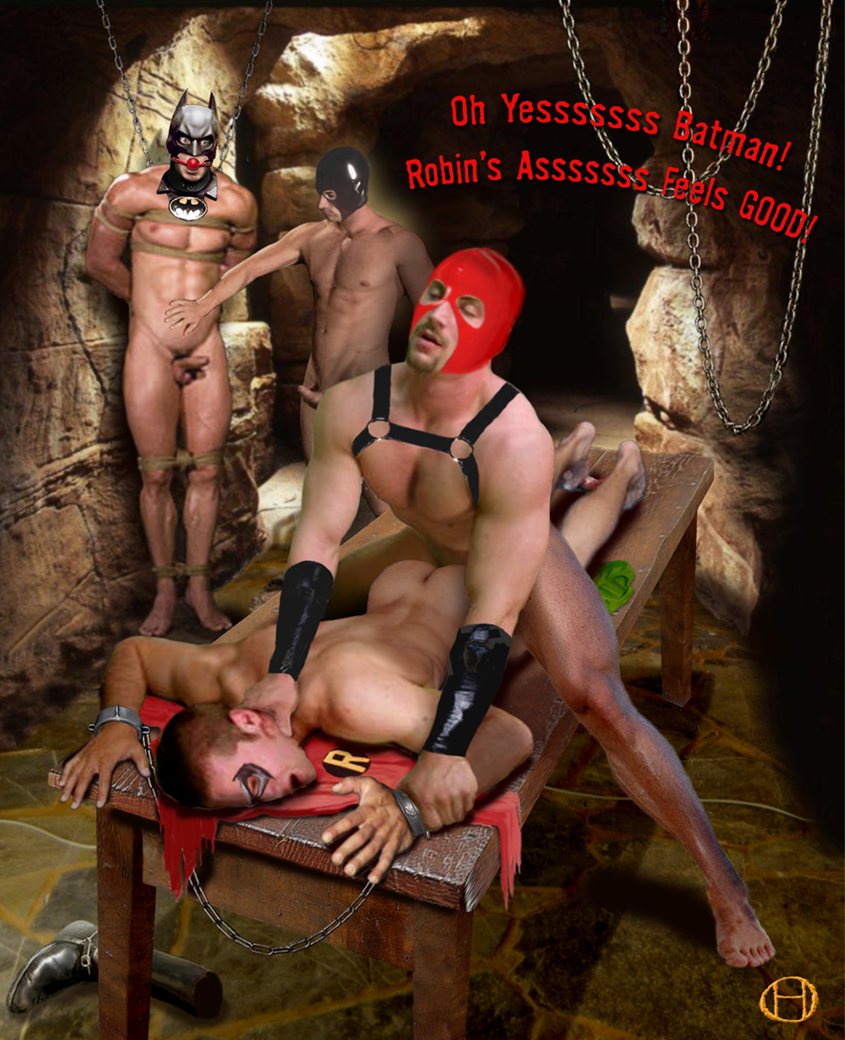 batman erotic stories