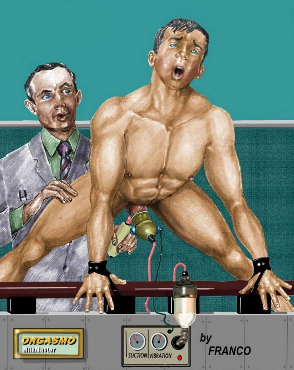 Пытки мужских гениталий фото 12 фотография