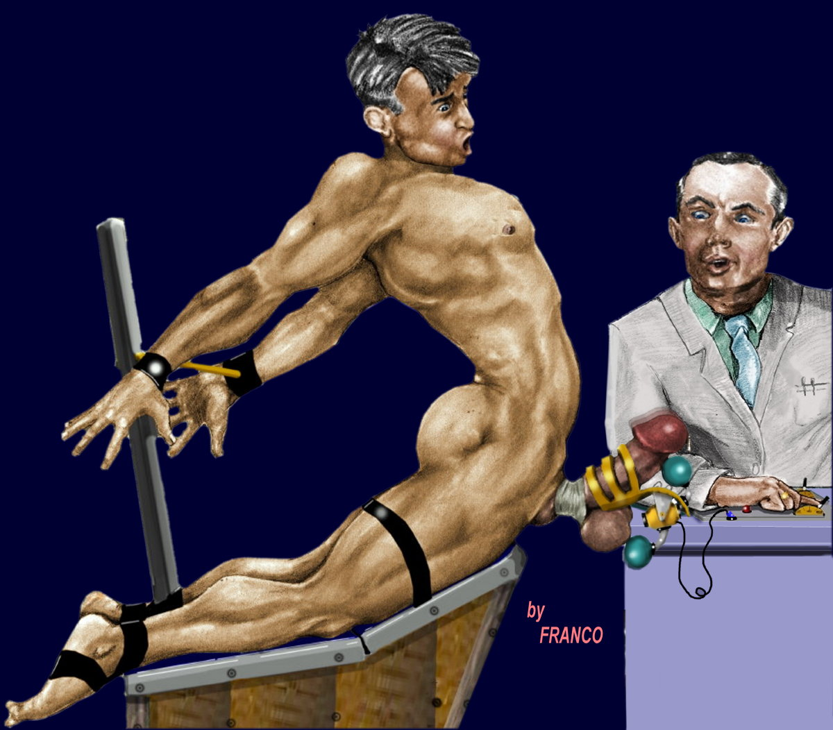 Пытки мужчин госпожа 17 фотография