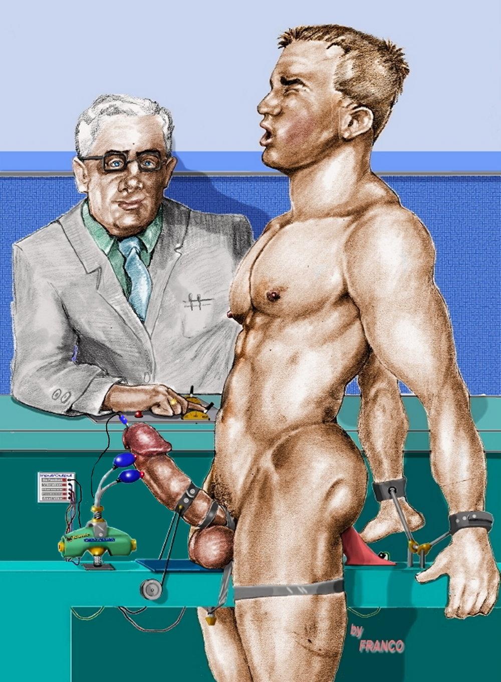 Пытки над парнями 1 фотография