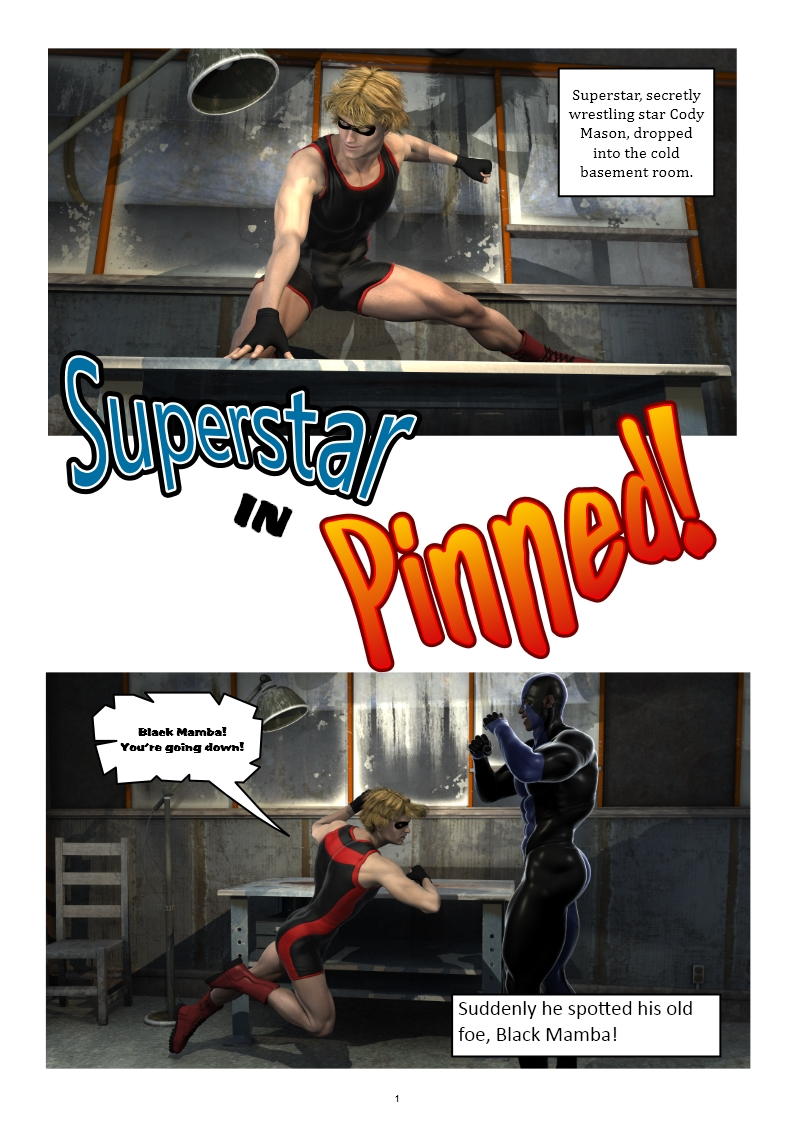 Superstar - Episode 2 - Pinned!